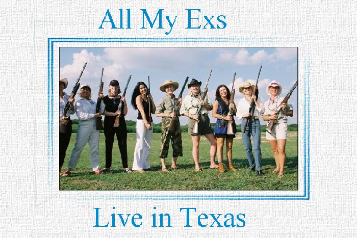 All My Exes Live in Texas